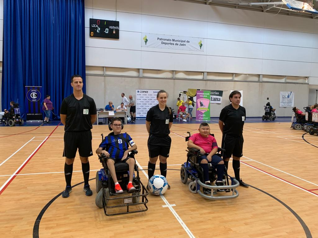 Powerchair Football España 5