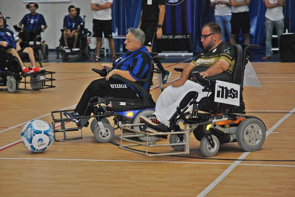 Powerchair Football España 6