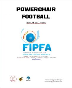 Portada Reglamento Powerchair Football España